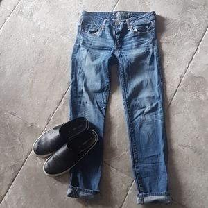 AEO Skinny Super Stretch Jeans
